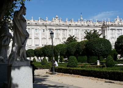 Blog 14_2 the Royal Palace of Madrid image