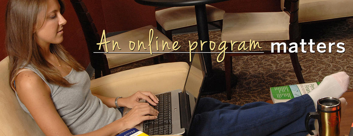 Online matters.jpg.  FSU Panama City offers online classes.