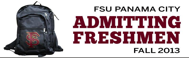 Fsu freshman admission essay