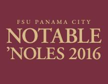 FSU Panama City recognizes 2016 Notable 'Noles