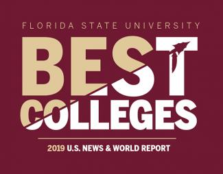 FSU ranks 26 in 2019 US New & World Report