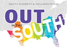 Out in the South logo