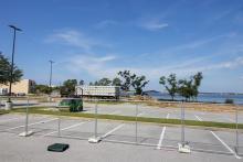 Seminole Landing aerial construction view 8-6-2020