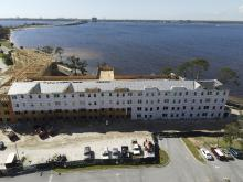 20210222 Seminole Landing Construction February Drone Images
