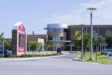 Florida State University Panama City front entrance