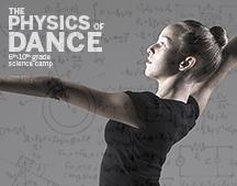 STEM Institute offers 'The Physics of Dance' science camp